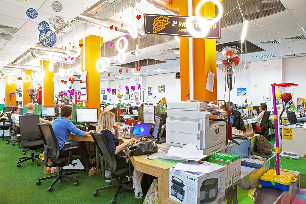 Развивай и властвуй: 5 компаний, помогающих сотрудникам стать умнее. Изображение № 29.