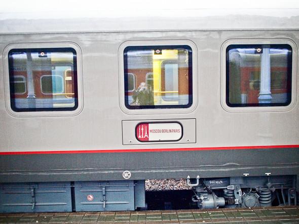 Французский связной: «РЖД» запустило поезд до Парижа. Изображение № 7.
