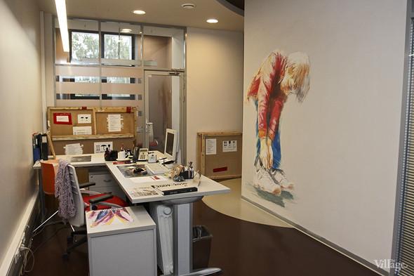 Офис недели (Петербург): Музей и галереи современного искусства «Эрарта». Изображение № 3.
