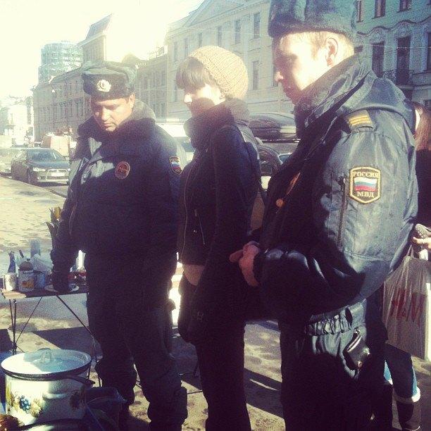 На тестовый ресторанный день приехала полиция. Изображение № 1.