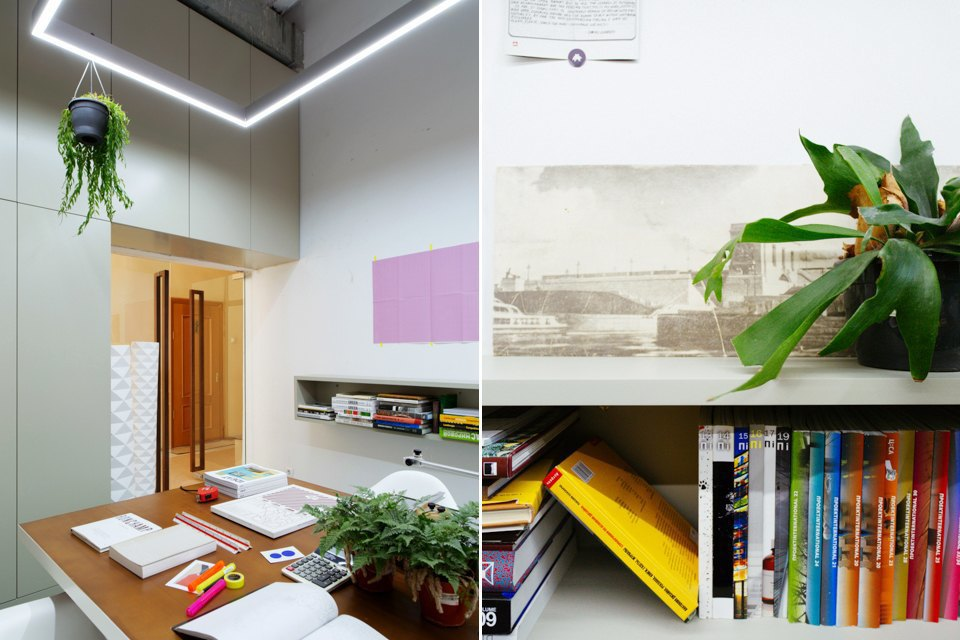 Офис архитектурного бюро Crosby Studios площадью 25 квадратных метров. Изображение № 7.
