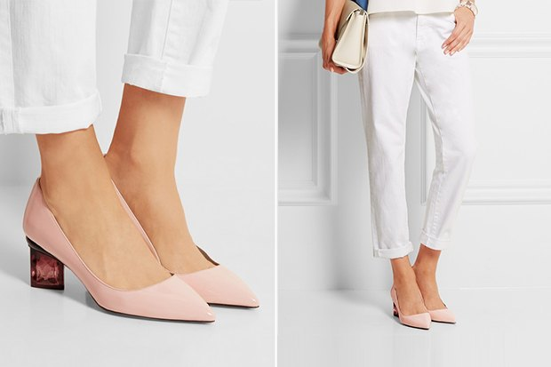 21 пара женской обуви на осень. Изображение № 1.