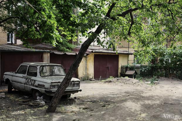 По ту сторону: Прогулка по одесским дворикам. Зображення № 9.