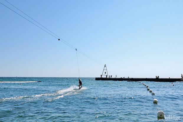 На воде: Виндсёрфинг, вейкбординг и дайвинг в Одессе. Зображення № 32.