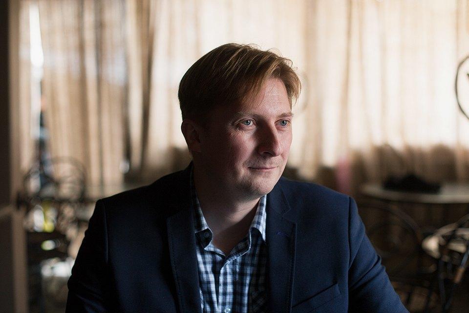 Исполнительный директор WikiMedia Станислав Козловский— отом, почему «Википедию» пишут мужчины . Изображение № 2.