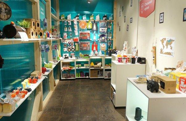 В «Этажах» открылся магазин подарков Enjoy Me . Изображение № 1.