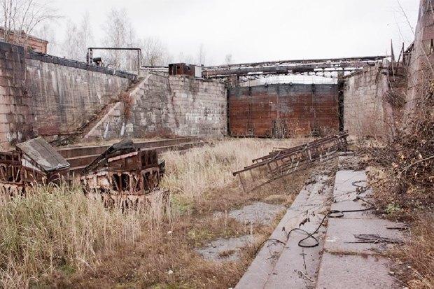 Перестройка: Военно-морской музей на дне Петровского дока . Изображение № 3.