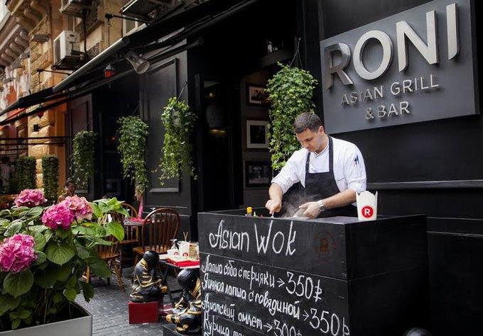 При ресторане паназиатской кухни Roni открылась лапшичная Roni box. Изображение № 1.