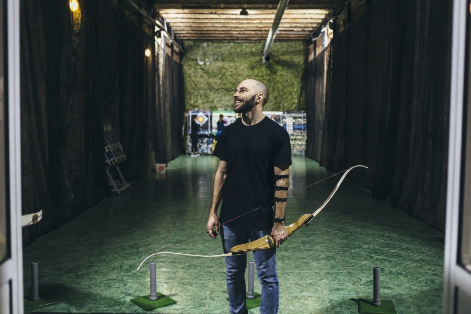 Эксперимент: Программист пробует фехтование, бокс и другие активности. Изображение № 24.