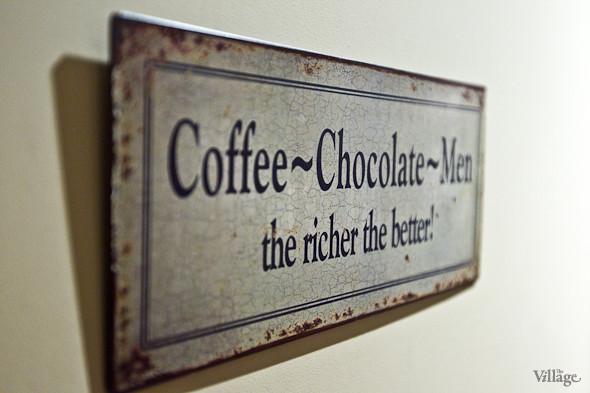 Новое место: Sweet Home Cafe. Изображение № 5.