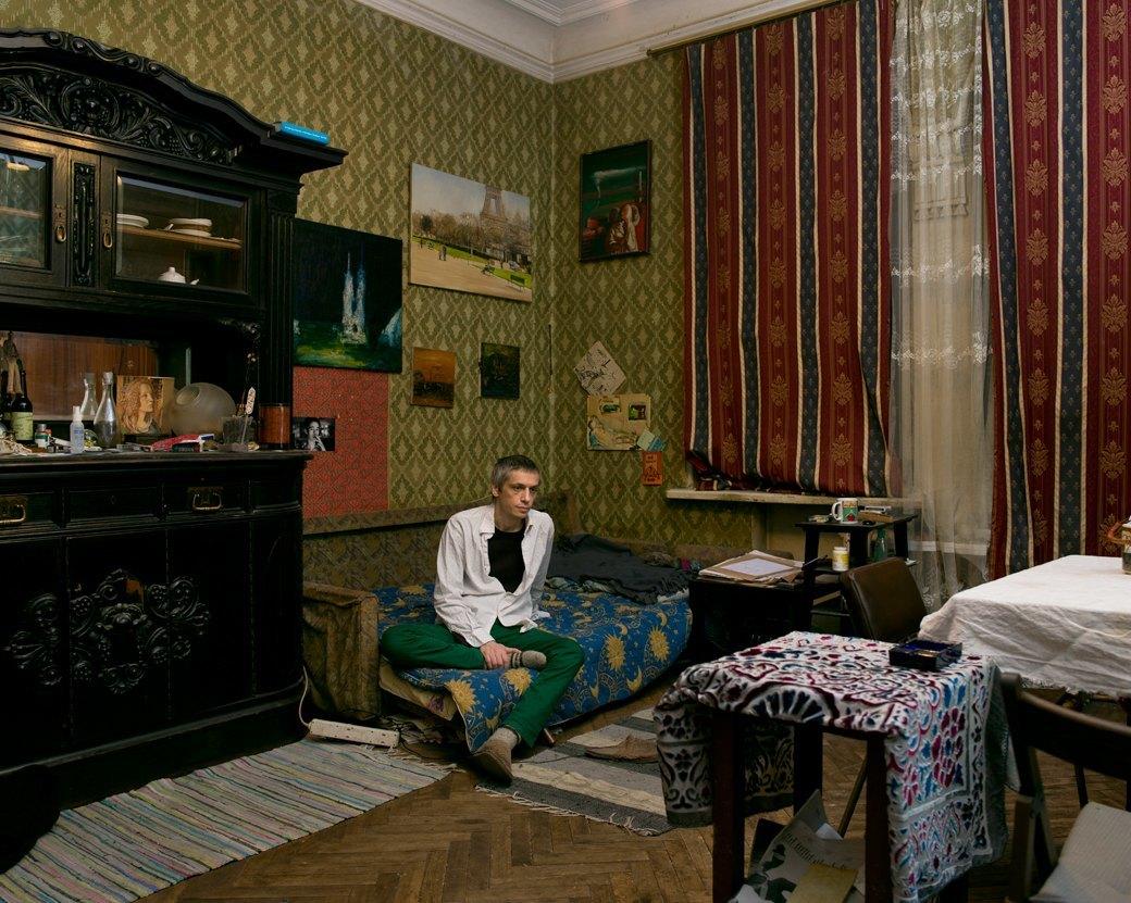 Жильцы петербургских коммуналок. Изображение № 7.