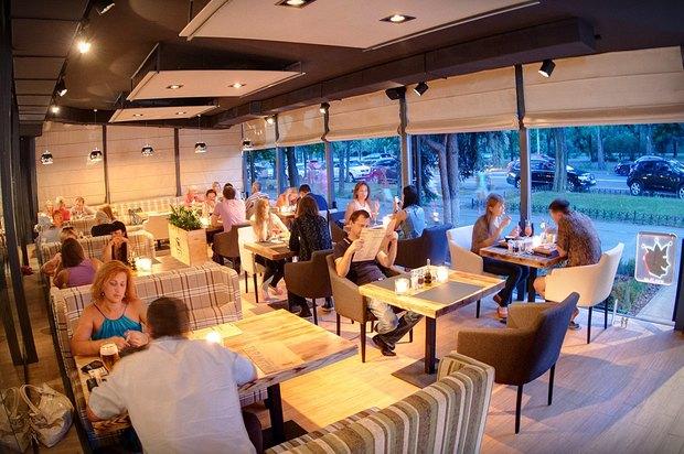 На Русановке открылся ресторан Tarantino Italian&Grill. Изображение № 2.
