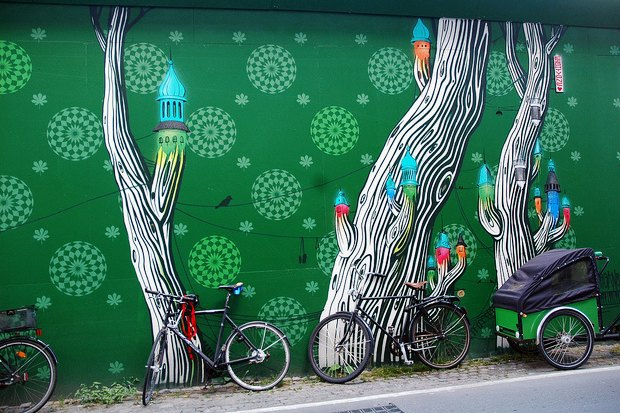 Главный архитектор Копенгагена о том, как поднять настроение горожанам. Изображение № 13.