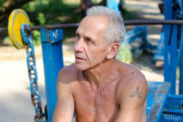 Колко-место: Завсегдатаи Гидропарка — о своих татуировках. Изображение № 1.