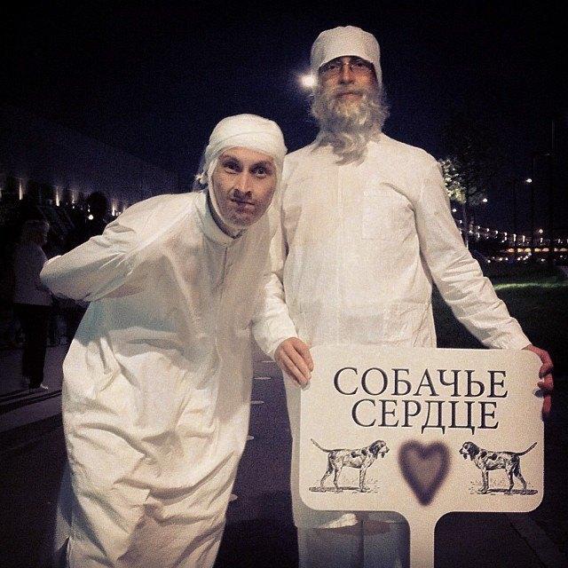«Ночь вмузее» вМоскве вснимках Instagram. Изображение № 4.