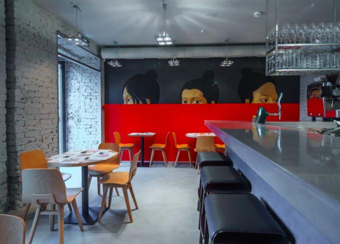 В Москве открылся второй суши-бар Buba by Sumosan. Изображение № 3.