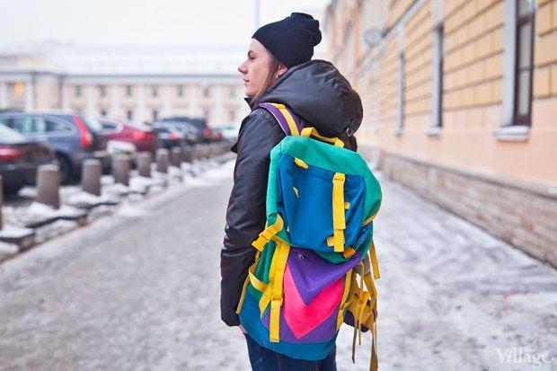 Внешний вид: Андрей Кравцов, основатель марки SH'U. Изображение № 4.