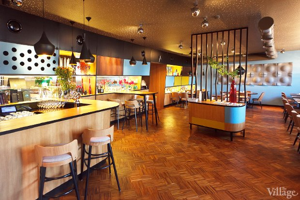 Новое место: Бар-ресторан Zig Zag. Изображение № 1.