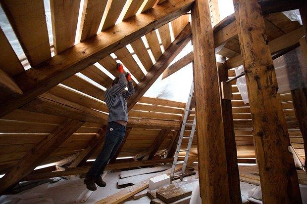 Как сделать жилой дом изводонапорной башни. Изображение № 8.