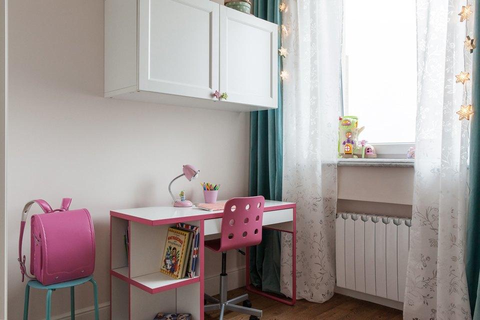 Трёхкомнатная квартира для молодой семьи напроспекте Мира. Изображение № 25.