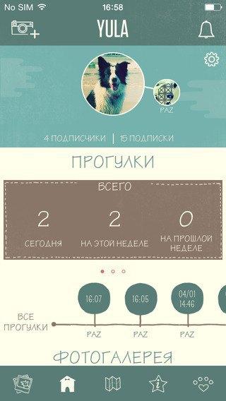 В Петербурге иМоскве запустили мобильное приложение для собак. Изображение № 2.