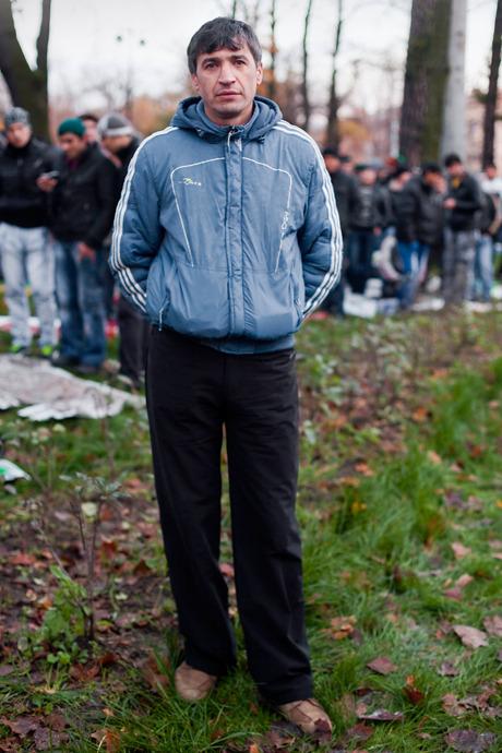 Люди в городе: Как отмечали Курбан-байрам в Москве и Петербурге. Изображение №48.