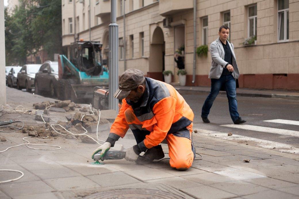 Берегись пешехода:  Большая Ордынка, Мясницкая иПатриаршие пруды после реконструкции. Изображение № 19.