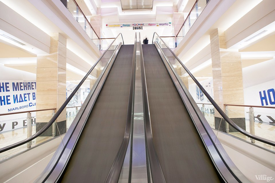 Торговые центры Москвы: «Афимолл». Изображение № 14.