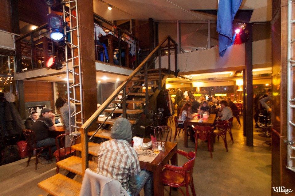 От заката до рассвета: 24 места, где можно поесть ночью в Петербурге. Изображение № 7.