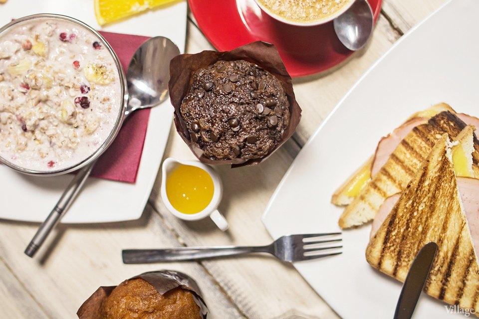 Пока ты спал: Ранние завтраки в Петербурге. Изображение № 4.