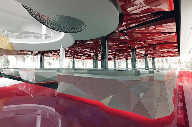 В ноябре откроют первую очередь Ocean Plaza. Зображення № 4.