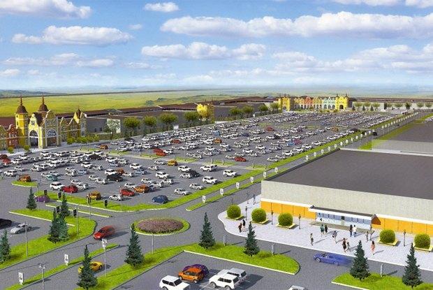 Пополнение: 6 новых торгово-развлекательных центров вКиеве. Изображение № 43.