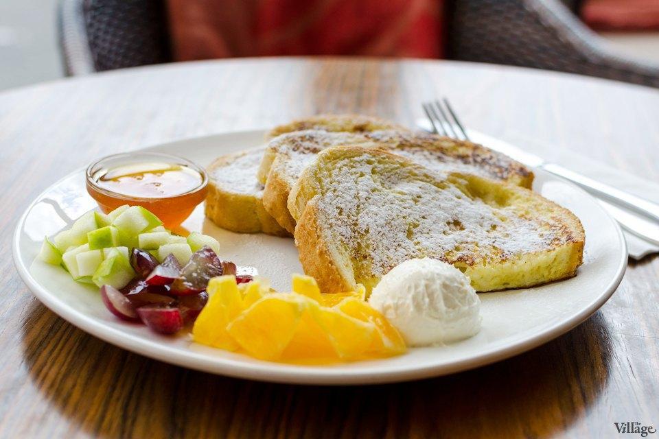 Френч-тосты из белого хлеба с мёдом и фруктами — 45 грн.. Изображение № 36.
