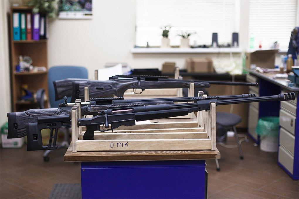 Производственный процесс: Как делают винтовки. Изображение № 38.