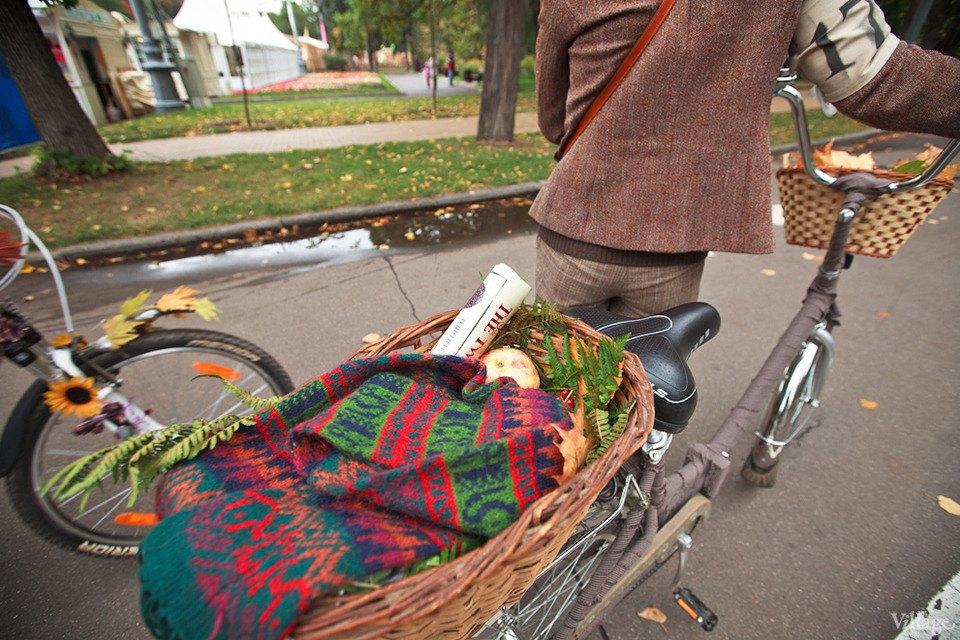 С твидом на город: Участники велопробега Tweed Ride о ретро-вещах. Изображение № 11.