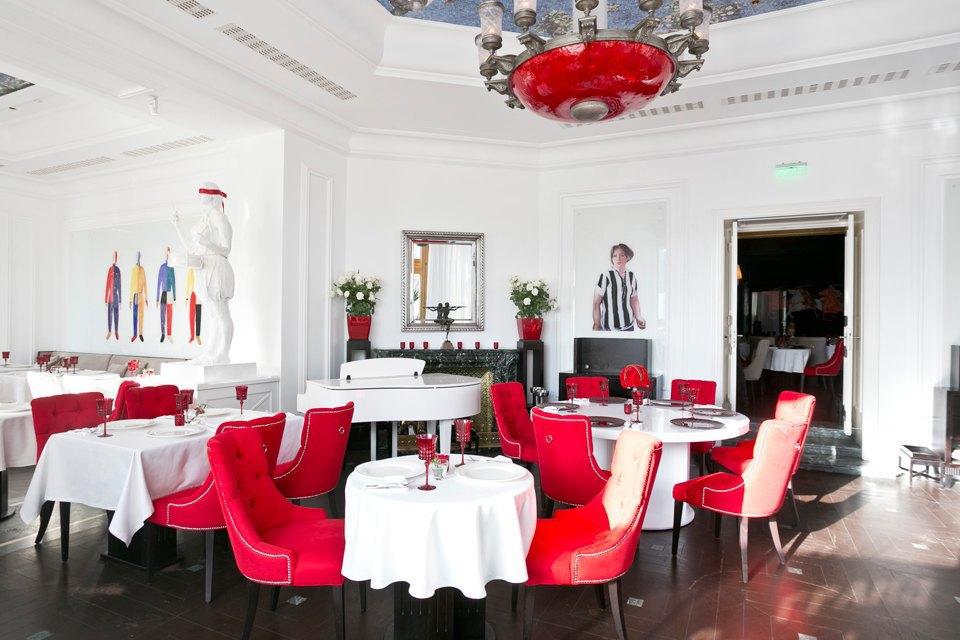 Ресторан «Dr.Живаго». Изображение № 15.