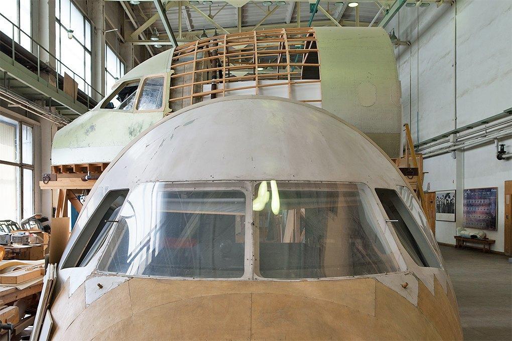 Производственный процесс: Какконструируют самолёты. Изображение № 16.