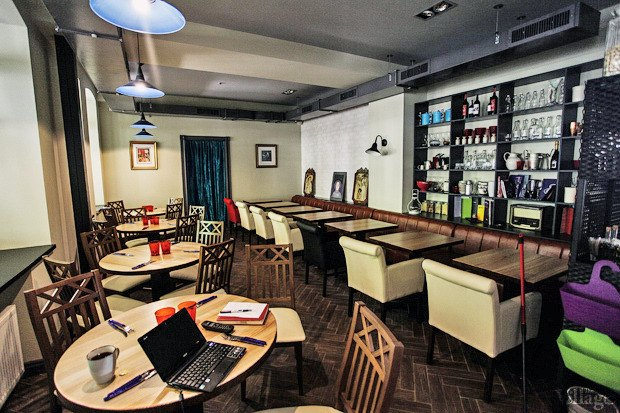 Новые места (Одесса): 9 кафе, ресторанов и баров . Зображення № 84.