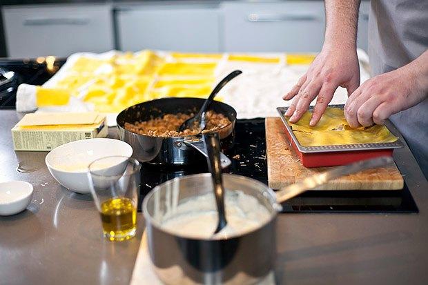 Шеф дома: Грузин и итальянец готовят по рецептам бабушек. Изображение № 156.
