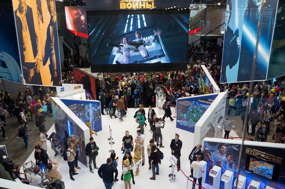 Бэтмен, Джокер, Сейлор Мун и ещё 10 героев российского Comic Con. Изображение № 13.