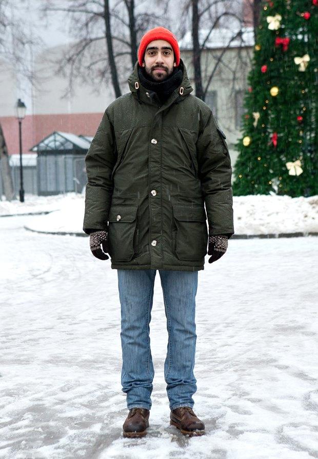 Внешний вид: Эмин Байрамов, продюсер. Изображение № 1.