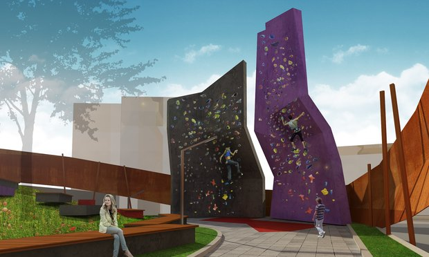 «Винзавод» выбрал концепции развития сквера в Басманном районе. Изображение № 5.