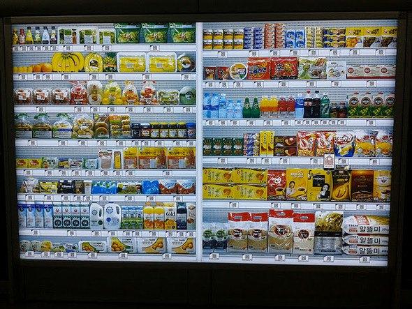 Первый виртуальный супермаркет заработает в Москве летом. Изображение № 2.