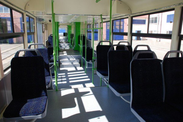 Новый скоростной трамвай «Каштан» пустят в сентябре. Зображення № 3.