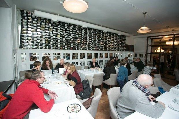 Дмитрий Борисов открывает ресторан «Рубинштейн» наулице Рубинштейна. Изображение № 2.