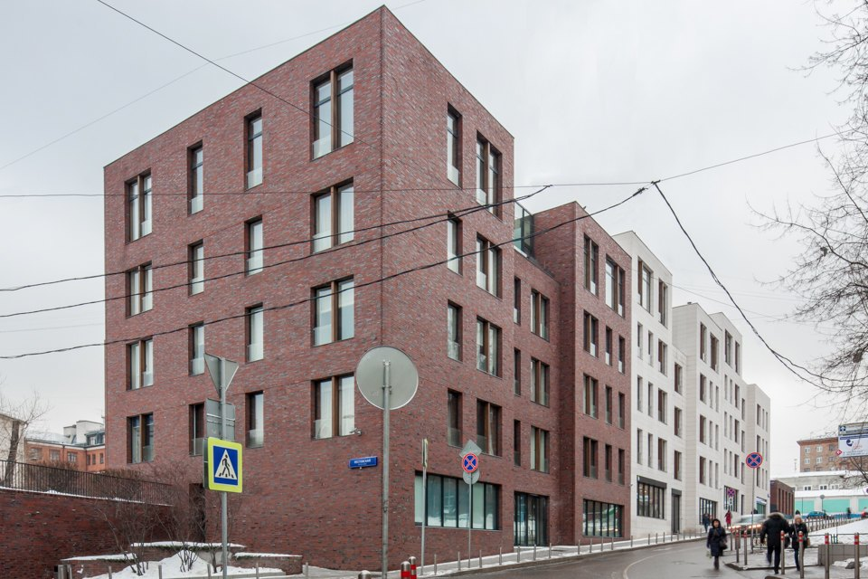 Нелужковский стиль: 5 удачных современных зданий вцентре Москвы. Изображение № 27.