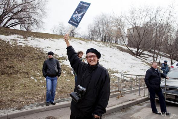 В Москве прошло арт-шествие в честь Дня космонавтики. Изображение № 15.