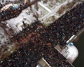 Митинги «За честные выборы»: Видео, фото, онлайн-трансляция и мнения участников. Изображение № 2.