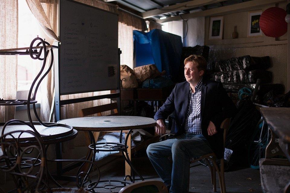 Исполнительный директор WikiMedia Станислав Козловский— отом, почему «Википедию» пишут мужчины . Изображение № 1.