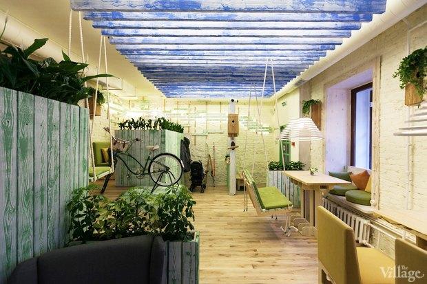 Новое место: Кафе «Укроп» на Малой Конюшенной . Изображение № 11.